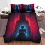Annabelle Comes Home Movie Big Shadow Photo Bed Sheets Spread Comforter Duvet Cover Bedding Sets