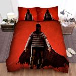 Brightburn Red Boy Bed Sheets Spread Comforter Duvet Cover Bedding Sets