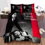 The Vampire Diaries (2009–2017) Let's Have Fun In Old-Fashioned Style Movie Poster Bed Sheets Spread Comforter Duvet Cover Bedding Sets