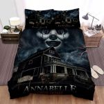 Annabelle Comes Home Movie Poster Iv Bed Sheets Spread Comforter Duvet Cover Bedding Sets