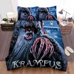 Krampus (I) Movie Poster 2 Bed Sheets Spread Comforter Duvet Cover Bedding Sets