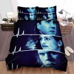 Flatliners Heart Wave Bed Sheets Spread Comforter Duvet Cover Bedding Sets