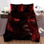 Brightburn Red Mask Bed Sheets Spread Comforter Duvet Cover Bedding Sets
