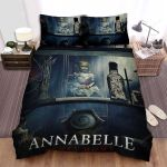 Annabelle Comes Home Movie Storehouse Photo Bed Sheets Spread Comforter Duvet Cover Bedding Sets