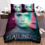 Flatliners Blur Bed Sheets Spread Comforter Duvet Cover Bedding Sets
