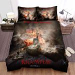 Krampus (I) Fear His Presents Bed Sheets Spread Comforter Duvet Cover Bedding Sets