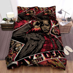 Day Of The Dead Movie Art 4 Bed Sheets Spread Comforter Duvet Cover Bedding Sets