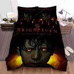 Brightburn Blood Rain Bed Sheets Spread Comforter Duvet Cover Bedding Sets