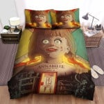 Annabelle Comes Home Movie Poster Viii Bed Sheets Spread Comforter Duvet Cover Bedding Sets
