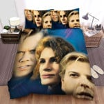 Flatliners Heads Two Bed Sheets Spread Comforter Duvet Cover Bedding Sets