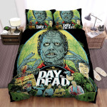 Day Of The Dead Movie Digital Art 3 Bed Sheets Spread Comforter Duvet Cover Bedding Sets