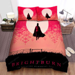 Brightburn Poster 2 Bed Sheets Spread Comforter Duvet Cover Bedding Sets