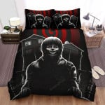 Annabelle Comes Home Movie Poster Vi Bed Sheets Spread Comforter Duvet Cover Bedding Sets