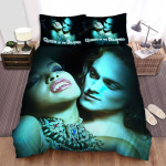 Queen Of The Damned Blue Light Bed Sheets Spread Comforter Duvet Cover Bedding Sets