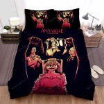 Annabelle Comes Home Movie Bed Sheets Spread Comforter Duvet Cover Bedding Sets