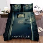 Annabelle Comes Home Door Photo Movie Bed Sheets Spread Comforter Duvet Cover Bedding Sets