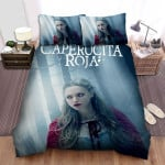 Red Riding Hood Poster 5 Bed Sheets Spread Comforter Duvet Cover Bedding Sets
