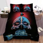Brightburn Skull Bed Sheets Spread Comforter Duvet Cover Bedding Sets