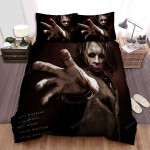 Time Lapse Spooky Hands Bed Sheets Spread Comforter Duvet Cover Bedding Sets