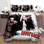 Severance (2006) Help Bed Sheets Spread Comforter Duvet Cover Bedding Sets