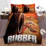 Rubber (2010) Blood Bed Sheets Spread Comforter Duvet Cover Bedding Sets