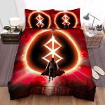 Brightburn Red Sign Bed Sheets Spread Comforter Duvet Cover Bedding Sets