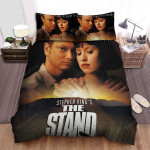 The Stand Movie Poster 2 Bed Sheets Spread Comforter Duvet Cover Bedding Sets