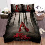 Red Riding Hood Poster 2 Bed Sheets Spread Comforter Duvet Cover Bedding Sets