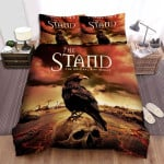 The Stand Skull Birds Stand On Skull Bed Sheets Spread Comforter Duvet Cover Bedding Sets