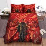 Brightburn Fire Boy Bed Sheets Spread Comforter Duvet Cover Bedding Sets