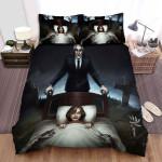 Phantasm On The Bed Bed Sheets Spread Comforter Duvet Cover Bedding Sets