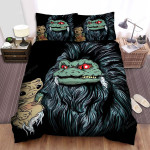 Critters Threaten Bed Sheets Spread Comforter Duvet Cover Bedding Sets