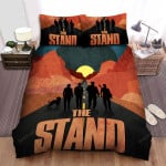 The Stand Movie Poster 6 Bed Sheets Spread Comforter Duvet Cover Bedding Sets