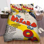 Return To Oz Poster 4 Bed Sheets Spread Comforter Duvet Cover Bedding Sets
