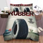 Rubber (2010) Wheel Bed Sheets Spread Comforter Duvet Cover Bedding Sets