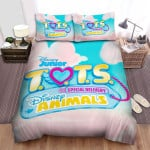 T.O.T.S. The Poster Bed Sheets Spread Duvet Cover Bedding Sets