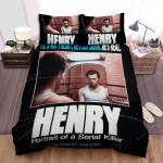 Henry: Portrait Of A Serial Killer Poster 2 Bed Sheets Spread Comforter Duvet Cover Bedding Sets