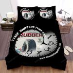Rubber (2010) Clock Bed Sheets Spread Comforter Duvet Cover Bedding Sets