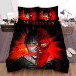 Brightburn Human And Monster Bed Sheets Spread Comforter Duvet Cover Bedding Sets