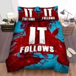 It Follows Blood Bed Sheets Spread Comforter Duvet Cover Bedding Sets