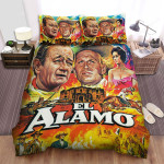 The Alamo Movie Colors Photo Bed Sheets Spread Comforter Duvet Cover Bedding Sets