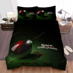 Black Christmas Terror Is Coming Home For The Holiday Bed Sheets Spread Comforter Duvet Cover Bedding Sets