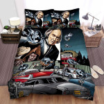 Phantasm Sky Night Bed Sheets Spread Comforter Duvet Cover Bedding Sets