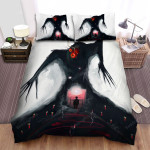 Insidious (I) Movie Art Bed Sheets Spread Comforter Duvet Cover Bedding Sets Ver 3