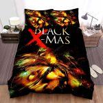 Black Christmas Movie Poster 2 Bed Sheets Spread Comforter Duvet Cover Bedding Sets