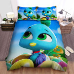 T.O.T.S. A Baby Bird Bed Sheets Spread Duvet Cover Bedding Sets