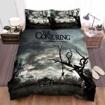 The Conjuring (I) Movie Poster Bed Sheets Spread Comforter Duvet Cover Bedding Sets Ver 5