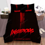 Insidious (I) Movie Poster Bed Sheets Spread Comforter Duvet Cover Bedding Sets Ver 3