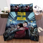 Train To Busan (I) Movie Art Bed Sheets Spread Comforter Duvet Cover Bedding Sets Ver 8