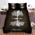The Conjuring (I) Movie Art Bed Sheets Spread Comforter Duvet Cover Bedding Sets Ver 4